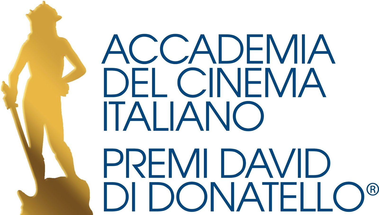 Accademia Del Cinema Italiano Award logo