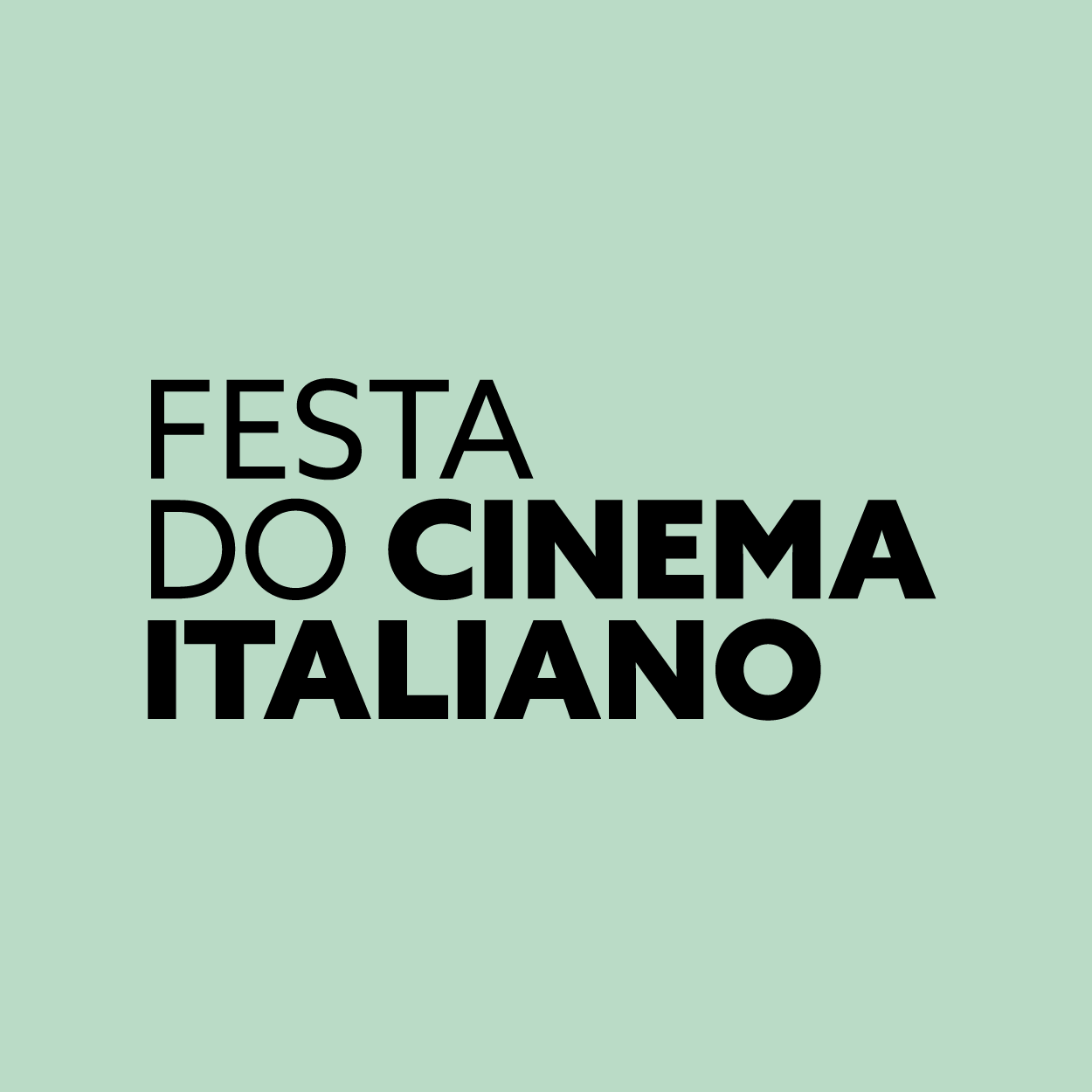 Festa Do Cinema Italiano award logo